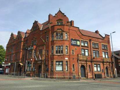 1 Bedroom Flat for sale in Waterloo Road, Greater Manchester, Manchester, Greater Manchester
