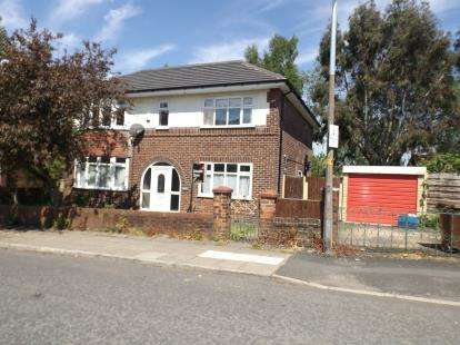 4 Bedrooms Detached House for sale in Arley Avenue, Bury, Greater Manchester, BL9