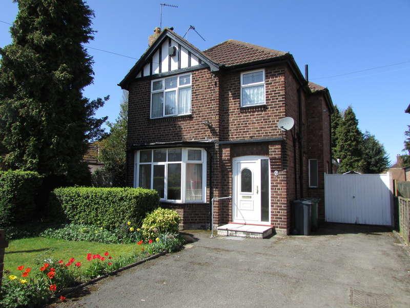 3 Bedrooms Detached House for sale in Warrington Road, Cuddington