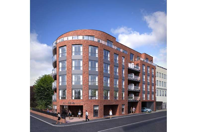 2 Bedrooms Flat for sale in Nether Street, Finchley Central