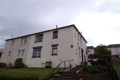 2 Bedrooms Flat for rent in Bannockburn Street, Greenock