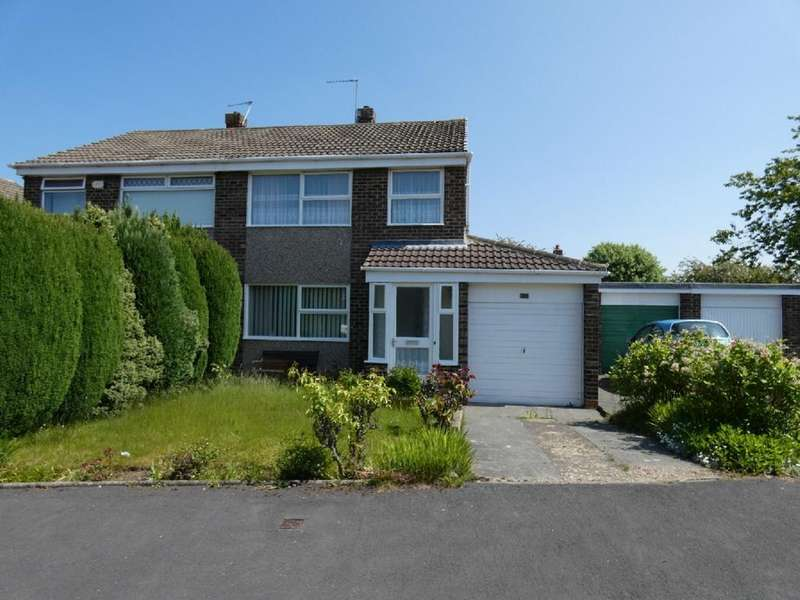 3 Bedrooms Semi Detached House for sale in Farndale