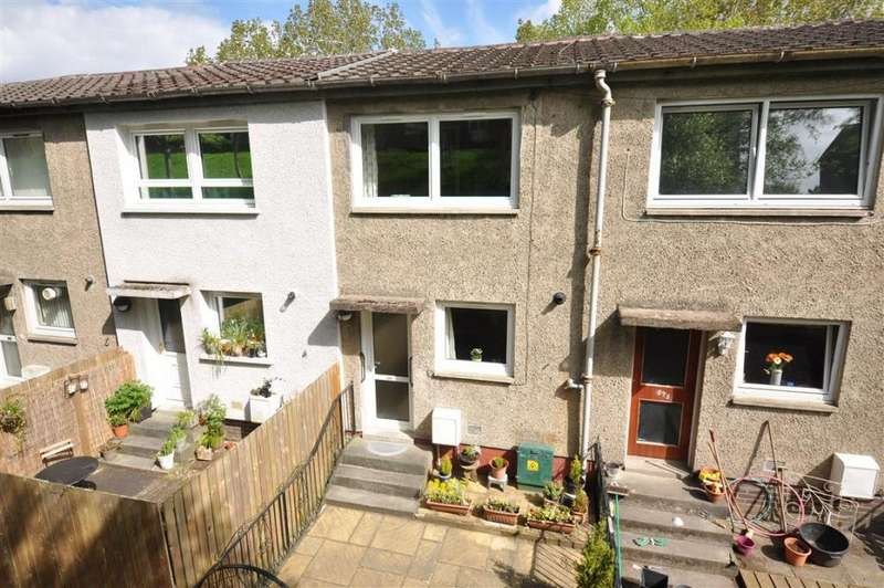 2 Bedrooms Terraced House for sale in 277 Hillpark Drive, Mansewood, G43 2SD