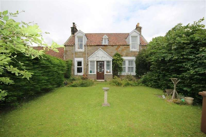 6 Bedrooms End Of Terrace House for sale in Gladney House, 10, Gladney, Ceres, Fife, KY15