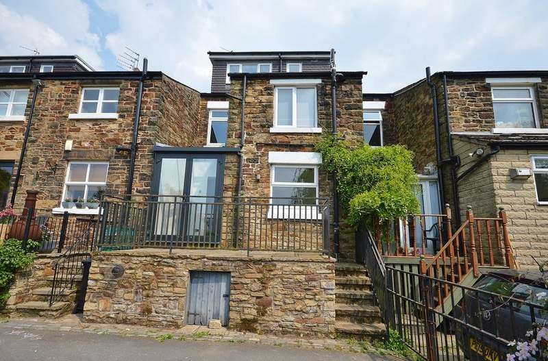 4 Bedrooms Mews House for sale in Compstall Road, Marple Bridge