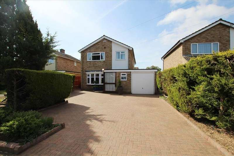 5 Bedrooms Detached House for sale in Wilsheres Road, Biggleswade, SG18