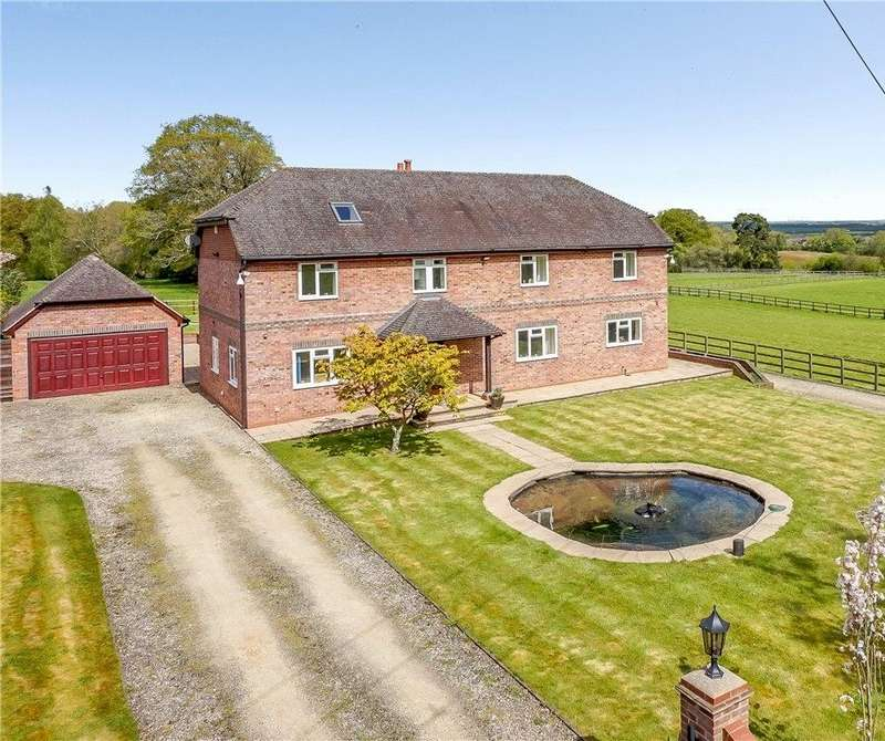 6 Bedrooms House for sale in Wickham Heath, Newbury, Berkshire, RG20