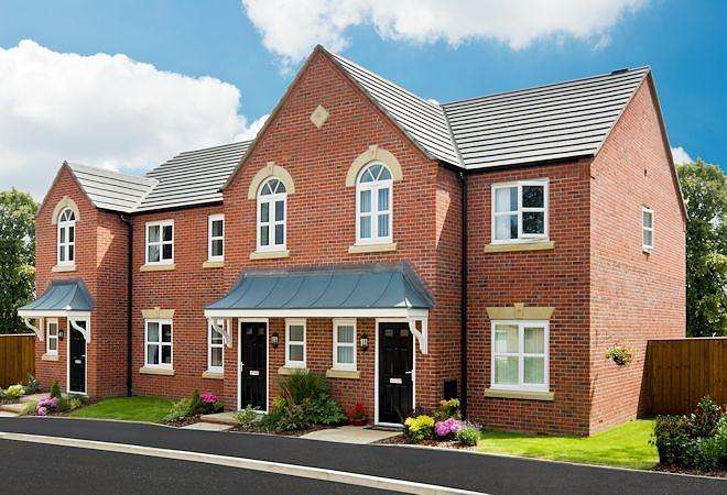 3 Bedrooms Mews House for sale in Chester Road, Preston Brook