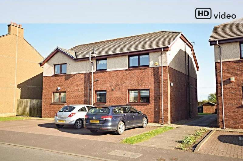 2 Bedrooms Apartment Flat for sale in Moorpark Road West, Stevenston, North Ayrshire, KA20 3HU
