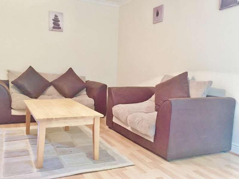 2 Bedrooms Flat for sale in John Archer Way, Clapham Junction, London, London, SW18 2TT