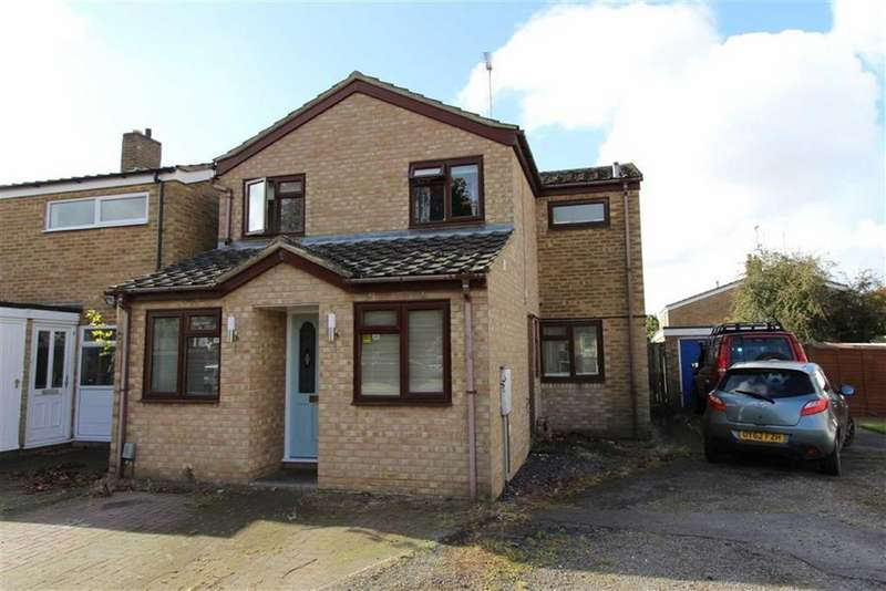 4 Bedrooms Detached House for sale in Danes Way, Leighton Buzzard