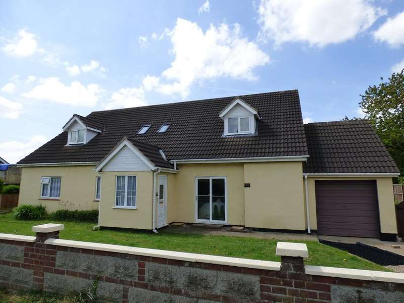 5 Bedrooms Detached House for sale in Hall Lane, Wacton NR15