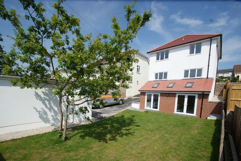 4 Bedrooms Detached House for sale in Newton Road | Kingskerswell | Newton Abbot