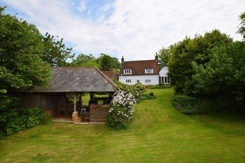 4 Bedrooms Detached House for sale in Victoria Road, Windmill Hill