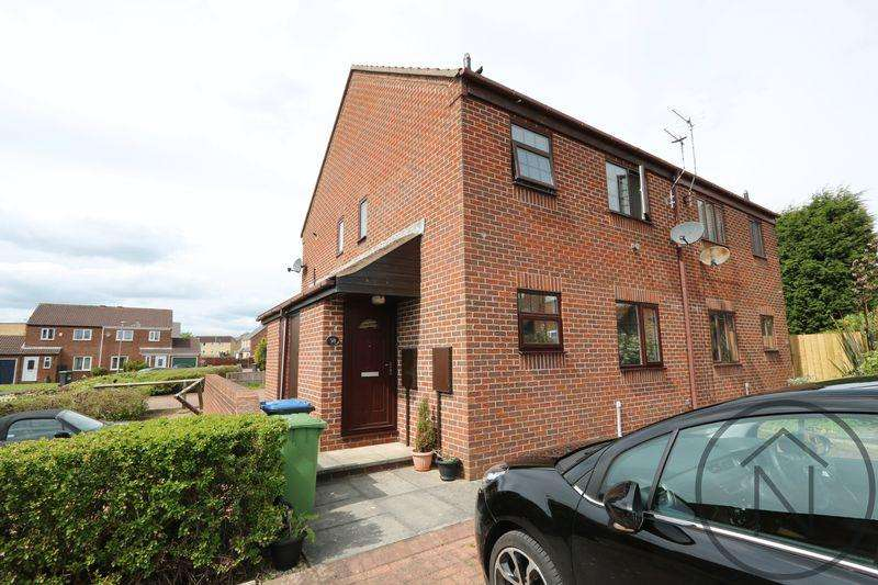 1 Bedroom Semi Detached House for sale in Heatherburn Court, Woodham, Newton Aycliffe