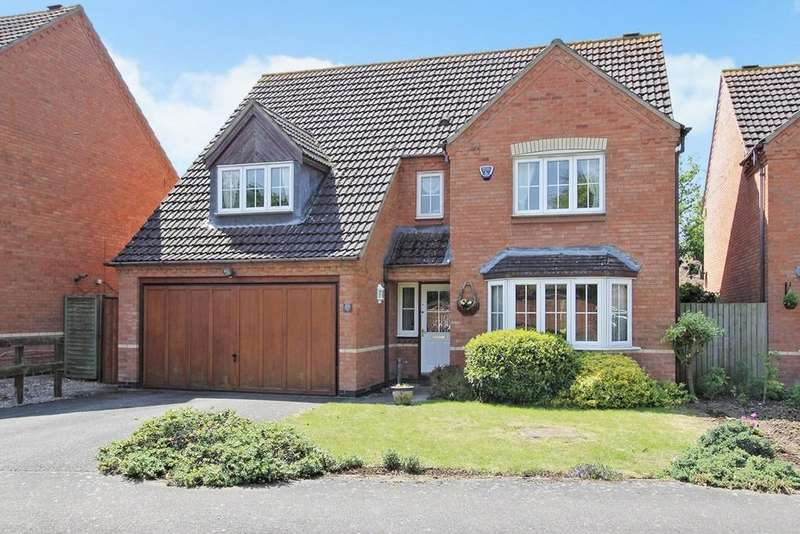 4 Bedrooms Detached House for sale in Stokes Close, Longstanton