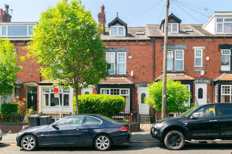 7 Bedrooms Terraced House for sale in Ash Road, Leeds, West Yorkshire, LS6
