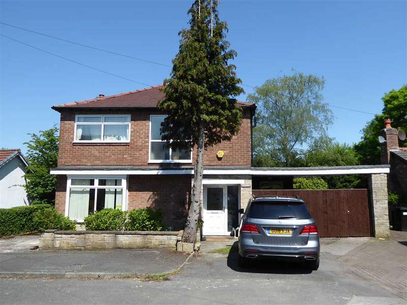 3 Bedrooms Detached House for sale in Priest Avenue, Gatley, Gatley