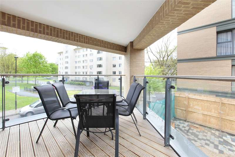 2 Bedrooms Flat for sale in 2 Brickfield Road, Clapham, London, SW4