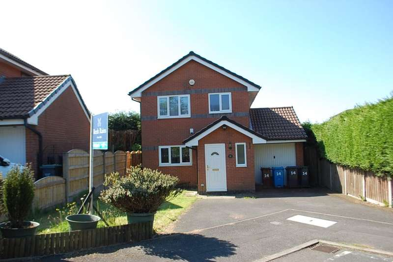 3 Bedrooms Detached House for sale in Mills Farm Close, Oldham, OL8