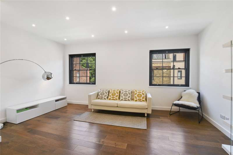 2 Bedrooms Flat for sale in Old Station House, 58 Cornwall Street, London, E1