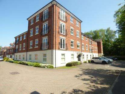 2 Bedrooms Flat for sale in Astley Way, Ashby-De-La-Zouch, Leicestershire