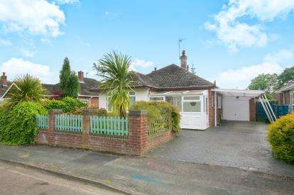 3 Bedrooms Bungalow for sale in Stanneylands Drive, Wilmslow, Cheshire