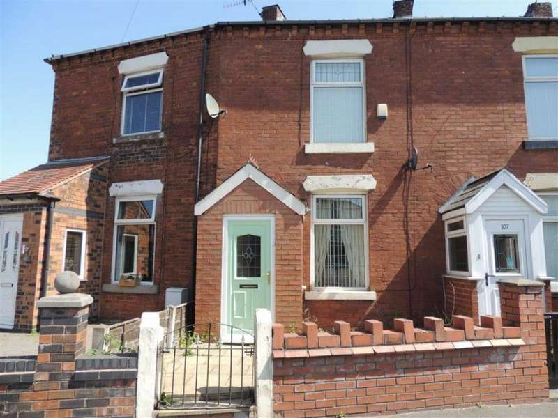 3 Bedrooms Terraced House for sale in Ashton Road East, Failsworth, Manchester
