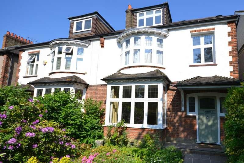 5 Bedrooms Semi Detached House for sale in Teddington