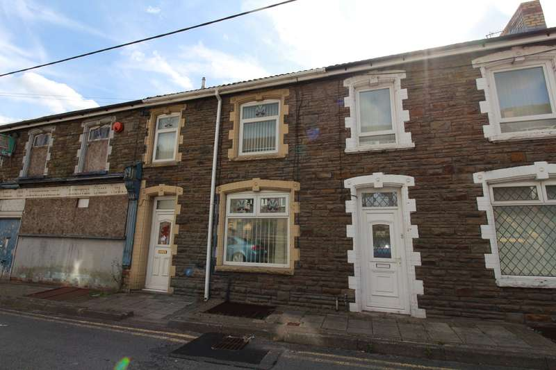 3 Bedrooms Terraced House for sale in Queens Road, Elliots Town, NEW TREDEGAR, NP24