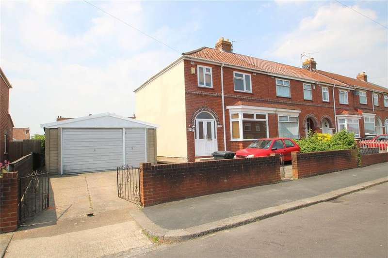 3 Bedrooms End Of Terrace House for sale in Lewis Road, Bedminster Down, BRISTOL, BS13