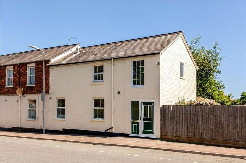 2 Bedrooms End Of Terrace House for sale in Buckingham Road, Newbury, Berkshire, RG14