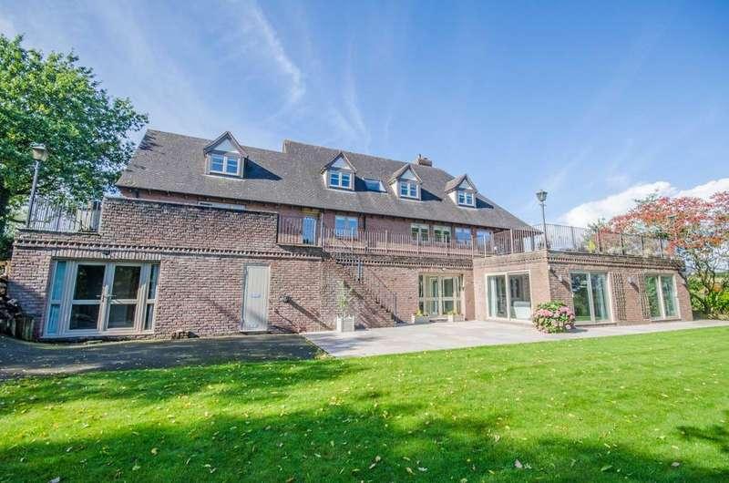 1 Bedroom Ground Flat for rent in Fox Wood Cottage, Carthegena Lane, Gresford
