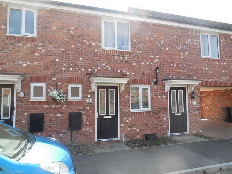 2 Bedrooms Town House for sale in Sansome Drive, Hinckley