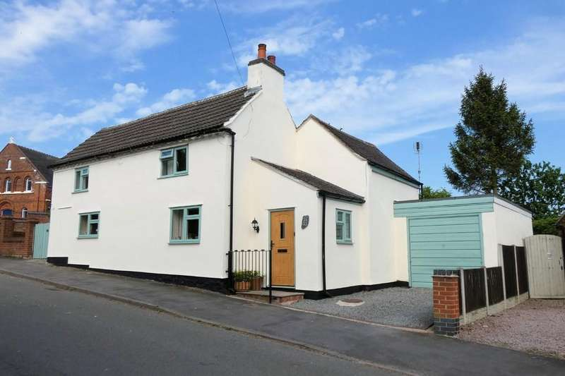3 Bedrooms Detached House for sale in Chapel Street, Oakthorpe
