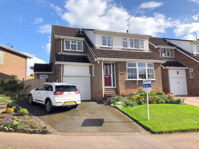 4 Bedrooms Detached House for sale in Amber Heights, Ripley