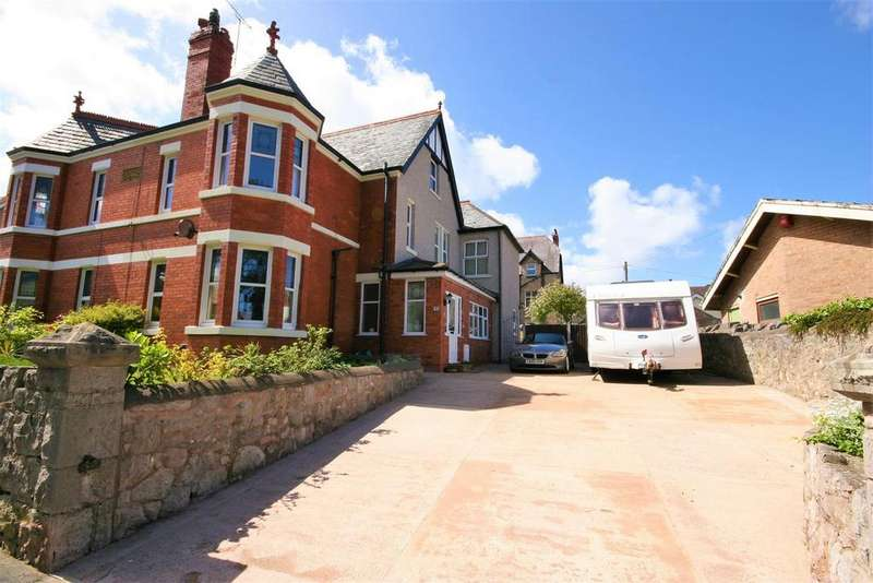 4 Bedrooms House for sale in Cliff Gardens, Old Colwyn, Colwyn Bay