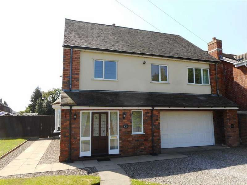4 Bedrooms Detached House for sale in Nest Common, Pelsall, Walsall