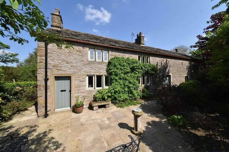 4 Bedrooms Detached House for sale in Kishfield Lane