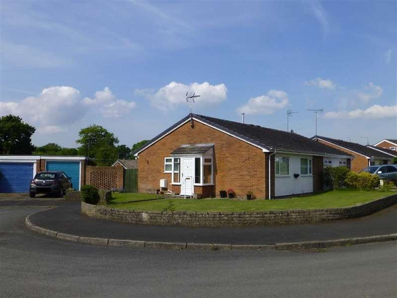 2 Bedrooms Semi Detached Bungalow for sale in Ash Grove, Llay, Wrexham