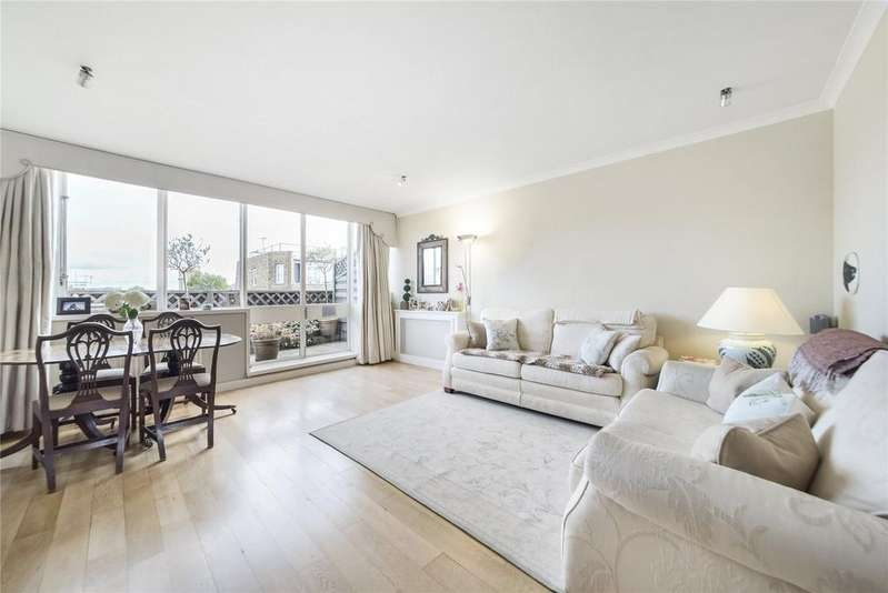 2 Bedrooms Penthouse Flat for sale in Cavaye House, Cavaye Place, Chelsea, London