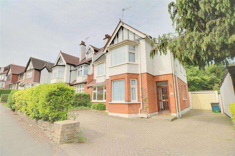 5 Bedrooms Semi Detached House for rent in Foxley Hill Road, Purley