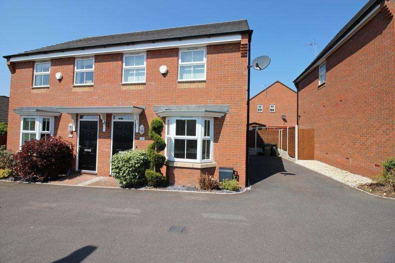 3 Bedrooms Semi Detached House for rent in Holloway Street, Dudley
