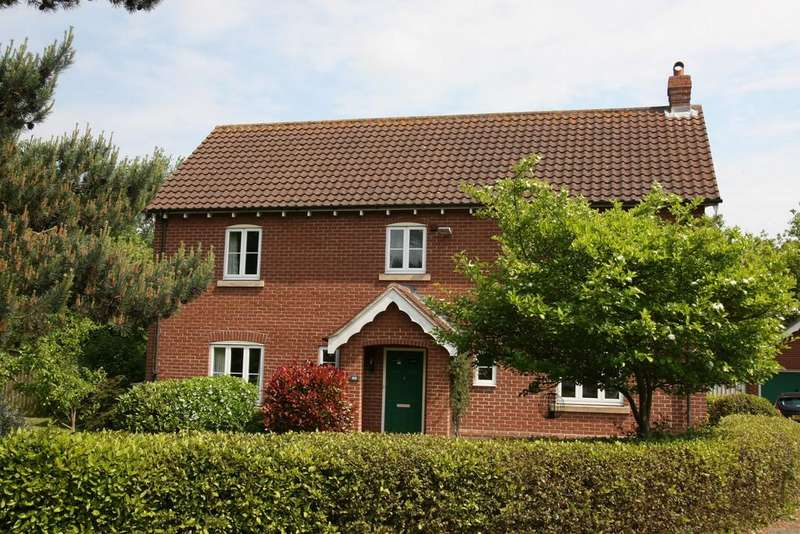 5 Bedrooms Detached House for sale in Purdis Farm, Ipswich, Suffolk