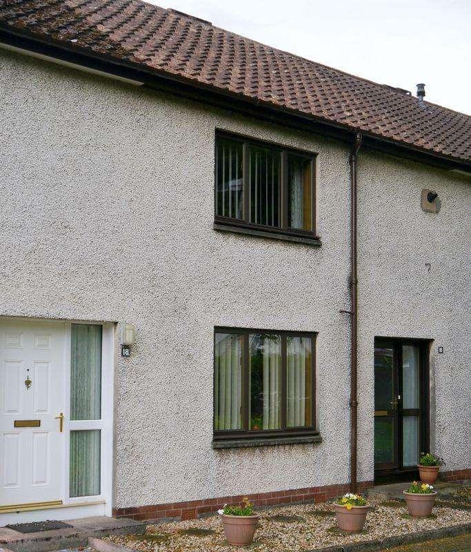 2 Bedrooms Terraced House for sale in Windsor Street, Menstrie