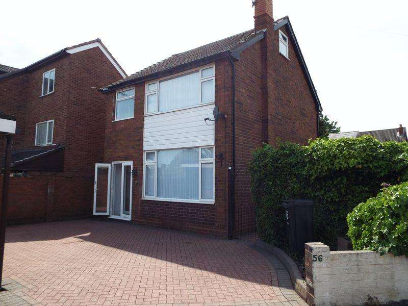 3 Bedrooms Detached House for sale in Trotters Lane, West Bromwich, B71 2QD