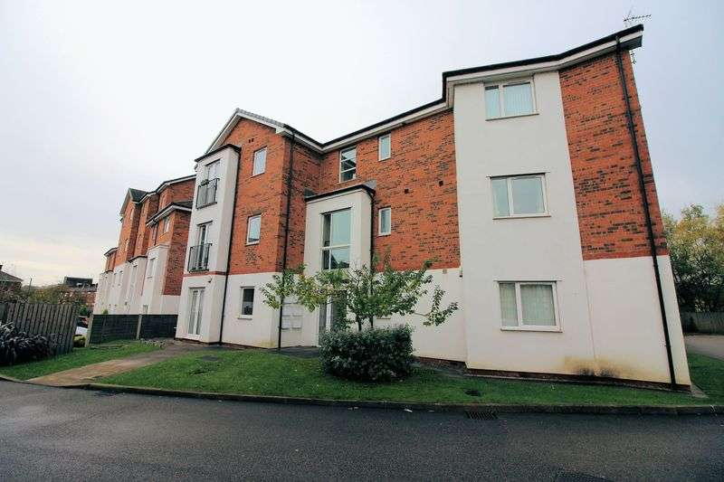 2 Bedrooms Property for sale in Newbridge Close, Manchester