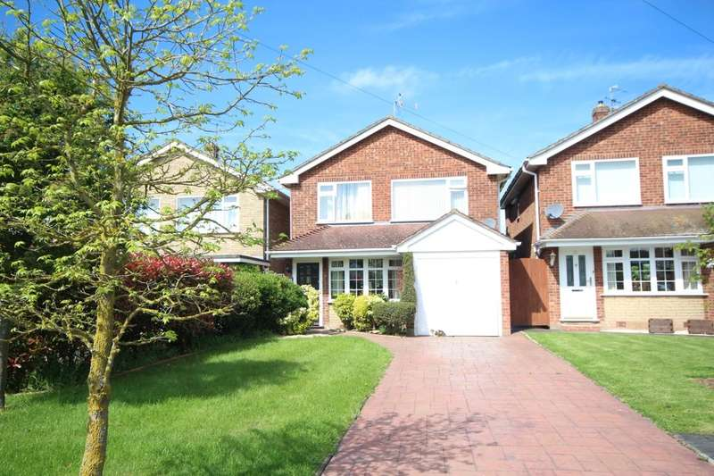 3 Bedrooms Detached House for sale in Godfrey Close, Radford Semele, Leamington Spa, CV31