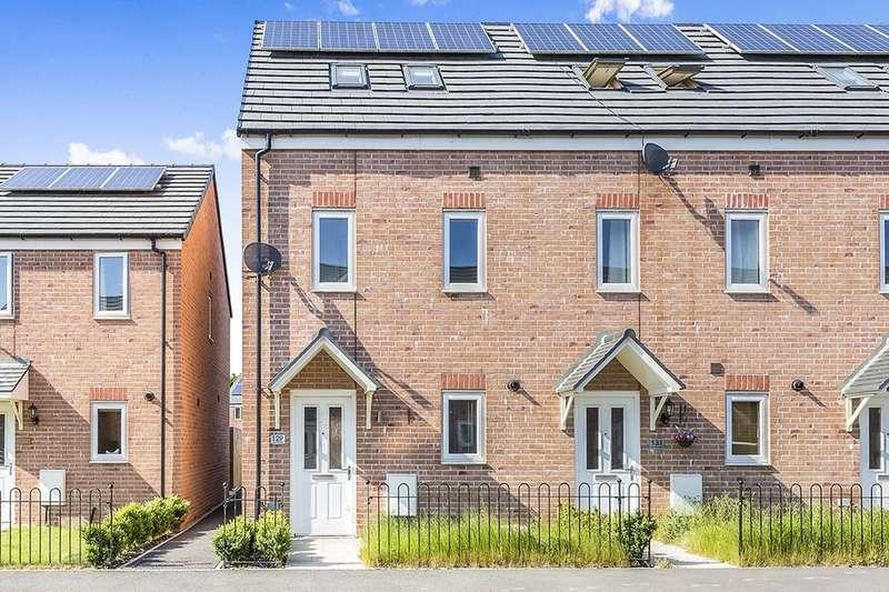 3 Bedrooms Terraced House for rent in Brookwood Way, Buckshaw Village, Chorley, PR7