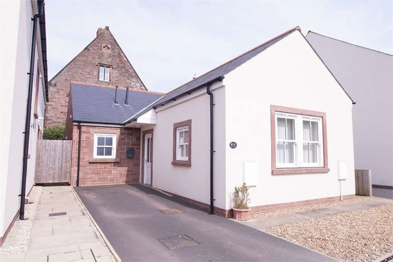 2 Bedrooms Detached Bungalow for sale in CA7 9HQ St Cuthberts Close, Burnfoot, Wigton